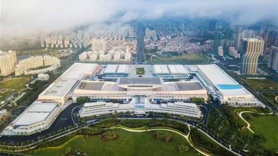 厦门国际会议中心&会展中心及其酒店 - 新浪