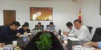 黄建生组长对8位拟提任干部进行集体廉政谈话 - 民族宗教局