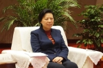 省委常委、统战部长雷春美会见海峡两岸佛教界代表人士及专家学者 - 民族宗教局