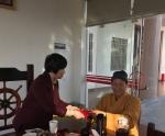 省民族宗教厅萨支农副巡视员到漳州开展春节慰问活动 - 民族宗教局