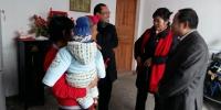 兰秀珍副厅长赴罗源县开展调研慰问活动 - 民族宗教局