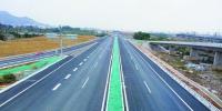 国道324线(凤南-角美段)改线工程海沧段。(郑伟明摄) - 新浪