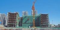 建设中的丰泽区第三实验小学城东校区  刘益清 陈小阳 摄 - 新浪