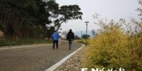 连江含光生态公园:湿地纳候鸟 古塔增文气 - 福州新闻网