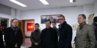 省水利厅领导走访调研省委、省政府总值班室 及部分指挥部成员单位 - 水利厅