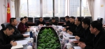莆田市委市政府领导到省民族宗教厅座谈交流(图) - 民族宗教局