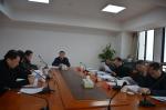 黄新銮厅长组织召开2018年第一季度商务领域安全生产形势分析会议 - 商务之窗