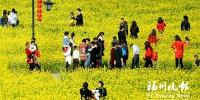 福州市区五大公园人气旺盛 游客昨超20万人次 - 福州新闻网