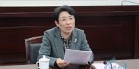 隋军副省长到省侨办调研 强调三项重点工作 - 外事侨务办