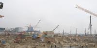 福州数字中国会展中心完成桩基施工 预计明年4月建成 - 福州新闻网