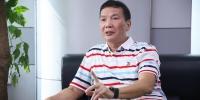 厦门盐政管理支队支队长黄俊彪对中新网记者表示,为了不让不法分子有漏洞可钻,我们一直主动地与市场监督管理局对接联系。李南轩 摄 - 福建新闻