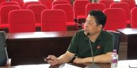 黄斌校长为所在支部党员宣讲习近平新时代中国特色社会主义思想 - 福建商业高等专科学校