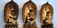 10月28日,第五届世界佛教论坛图片艺术展在福建省莆田市美术馆举行。中新社记者 王东明 摄 - 福建新闻