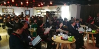 当天的闽南文化沙龙吸引了海峡两岸文化爱好者、学者、民营企业家代表等参与。 孙虹 摄 - 福建新闻