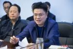 2、福州市委军民融合办副主任兰超表示,福州会努力在军民融合发展探索和实践中走前头、作表率。李南轩 摄 - 福建新闻