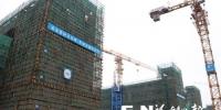 福州滨海实验学校主体结构封顶。 - 新浪