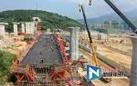 新建福厦铁路新进展 湖边特大桥连续梁首节段顺利浇筑 - 新浪