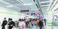 厦门地铁2号线开通 天竺山五缘湾旅游人气旺 - 新浪