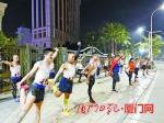 厦门冬季运动健身:室内健身遇冷 户外跑步训练却大有人在 - 新浪