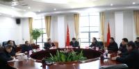 我校召开会议宣布省委对楚波同志的任职决定 - 福建师大